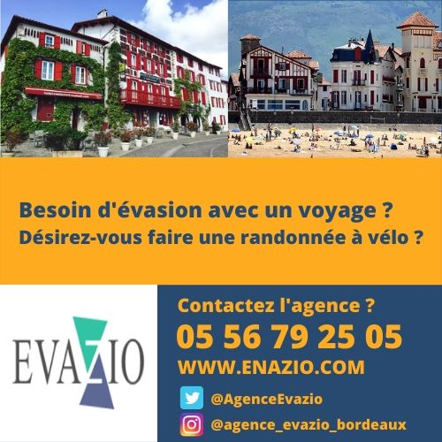 Agence de voyage Evazio